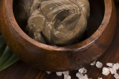 Why Dead Sea Mud is so Beneficial for Your Skin: Dead Sea Mud Legend has it that once people submerged themselves in the Dead Sea, they would emerge a renewed person. This is not literally true, however the statement holds truth in the sense that the minerals and vitamins present in the body of water replenish and renew people's skin. The high concentration of minerals and salts helps provide healing properties for physical skin ailments.