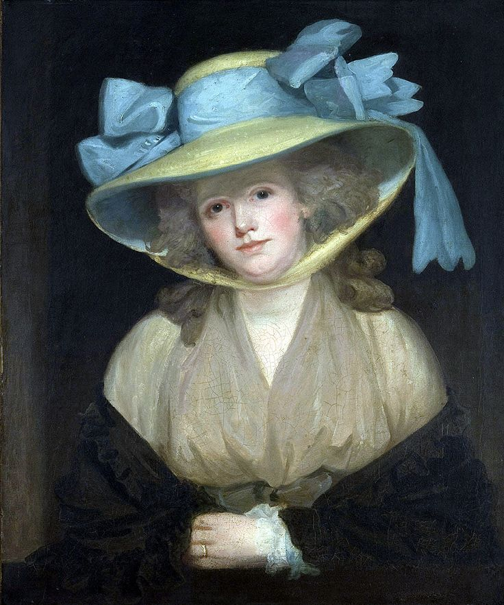 "hoppner john prt of mrs hoppner (from <a href=""http://www.oldpainters.org/picture.php?/27501/category/12021""></a>)"