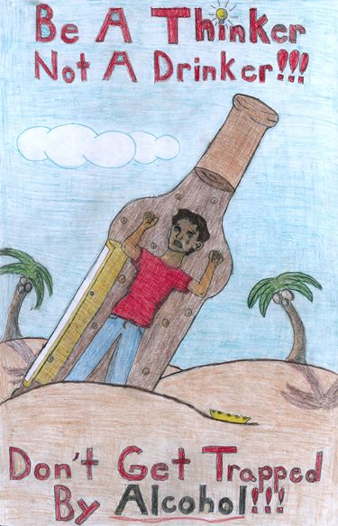 Alcohol and Drug Abuse Posters | effects of alcohol/drug ...