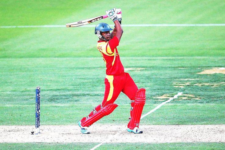 South Africa vs Zimbabwe, Pool B, Match 3 Chamu Chibhabha scored a half century to raise hopes of a Zimbabwe upset.