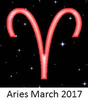 Your 2017 Free Horoscope : Aries Monthly Horoscope: March 2017