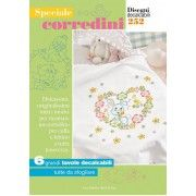 Hand Embroidery Designs - Baby Layette n. 252