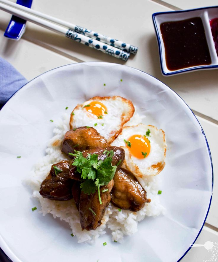 Sticky braised quail breasts with fried eggs + Scotch quail eggs   Wholesome Cook