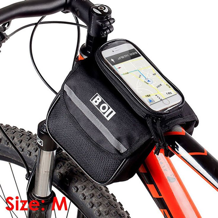 Cheap bank phone, Buy Quality phones with micro sd directly from China bank Suppliers: ROSWHEEL Waterproof Cycling Bicycle Bags Tube Frame Bag Mountain Bike Accessories Frame Holder Polyester Pocket Saddle B