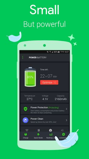 Power Battery - Battery Saver v1.6.8 (Mod Ad Free)   Power Battery - Battery Saver v1.6.8 (Mod Ad Free)Requirements:4.0Overview:Power Battery as the most professional battery saver app could get up about 60% more battery life for Android phones or tablets.  This smart app could supply functions of customizing power saver mode charging booster running-app optimizer battery power monitor memory manager & clean and so on. Power Battery manages your battery life in the round. Feature: Accurately…