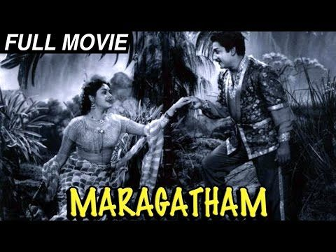 Maragatham   Sivaji Ganesan   Padmini   Tamil Full Movie   Old Classic M...
