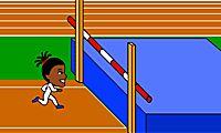 Summer Sports: Hurdles - Jouez gratuitement à des jeux en ligne sur Jeux.fr