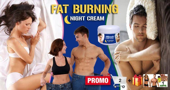 Difresh Fat Burning Cream