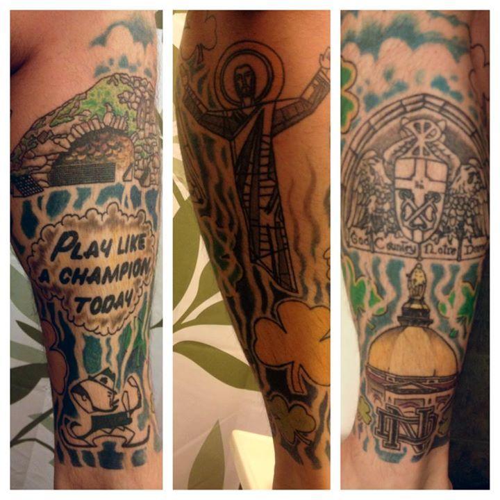 Irish St Tattoo: 19 Best Fighting Irish Tattoos Images On Pinterest