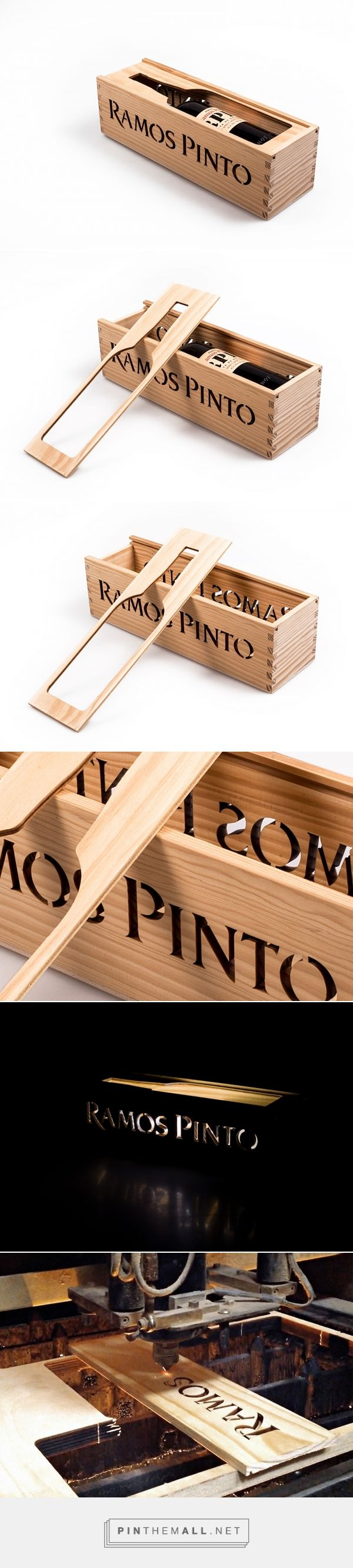 Laser Wood Box - Packaging of the World - Creative Package Design Gallery - http://www.packagingoftheworld.com/2017/06/laser-wood-box.html
