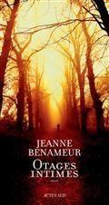 Critiques, citations, extraits de Otages Intimes de Jeanne Benameur. En sortant du travail, une échappée impromptue dans une librairie de C...