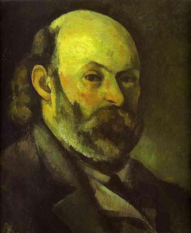 Paul Cezanne, c. 1879-85
