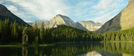 The Happiest States In America Might Also Be The Prettiest. Montana ranked #1.