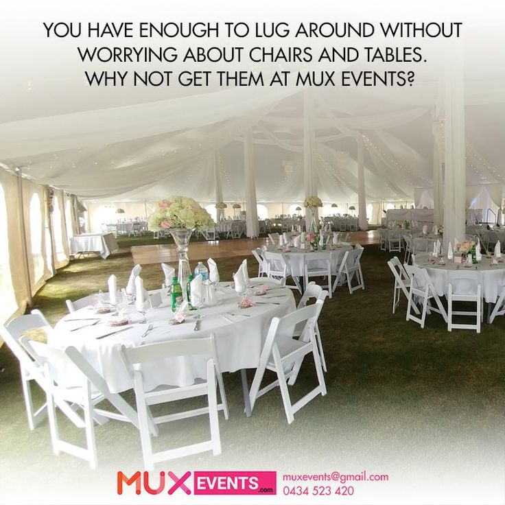 You have enough to lug around, Don't worry about table and chair hire. Just get them at Mux Events. Hire Now! Call Now: +61434523420 #HireChair #EventManagement #GoldenTiffanyChairs #Birthday #BridalShower #Reception #Wedding #Events #ChairHire #HireNow #EventPlanning #FurnitureHire #Table #EventPlanners #MuxEvents