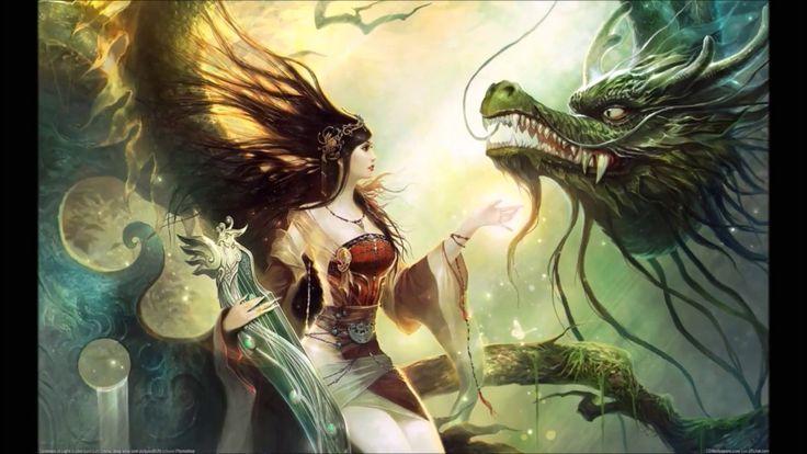 Mermaids In Chinese Mythology