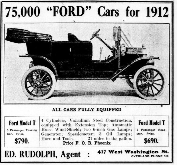 The 1911 Model T Ford Part 1 The New Runabouts Model T Ford