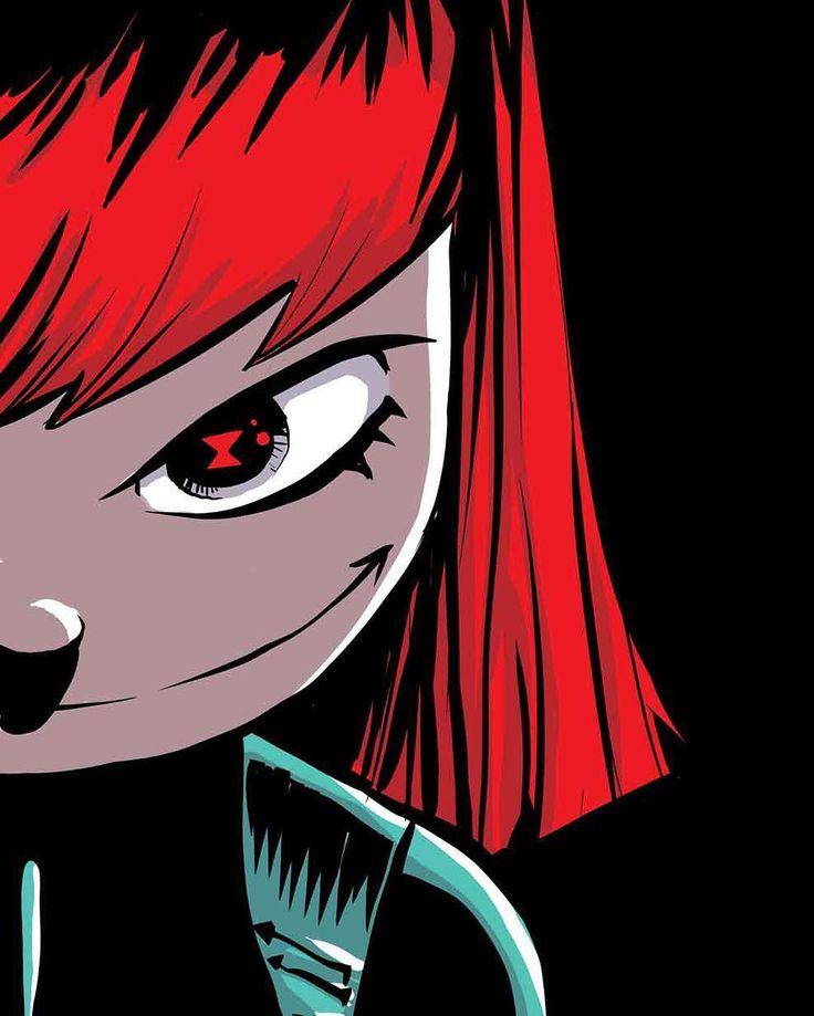 Black Widow #1 Baby Variant - Skottie Young