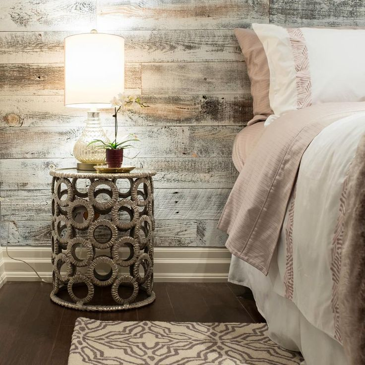 Did you see Stikwood last week on the @propertybrothers!? Our Reclaimed Weathered Wood White made an appearance!    @hgtv