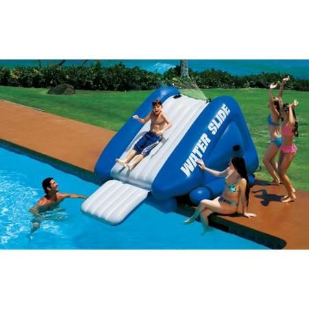 Inflatable Pool Slide Intex 114 best swimming pool images on pinterest | swimming pools, pool