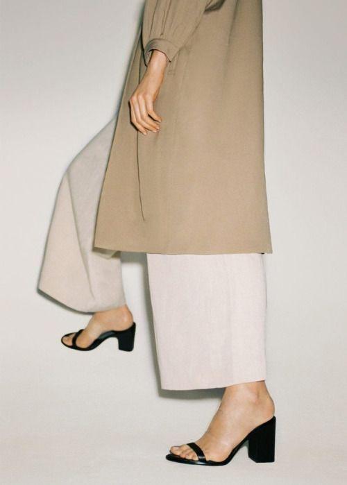 Minimalist Capsule Wardrobe Style.