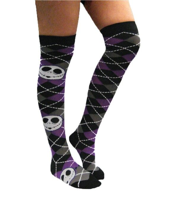 Nightmare Before Christmas socks | Things I love | Pinterest