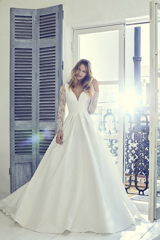 972b78a8e974 Bridal Collection 2018 | I'm NOT Interested in Getting Married...I ...
