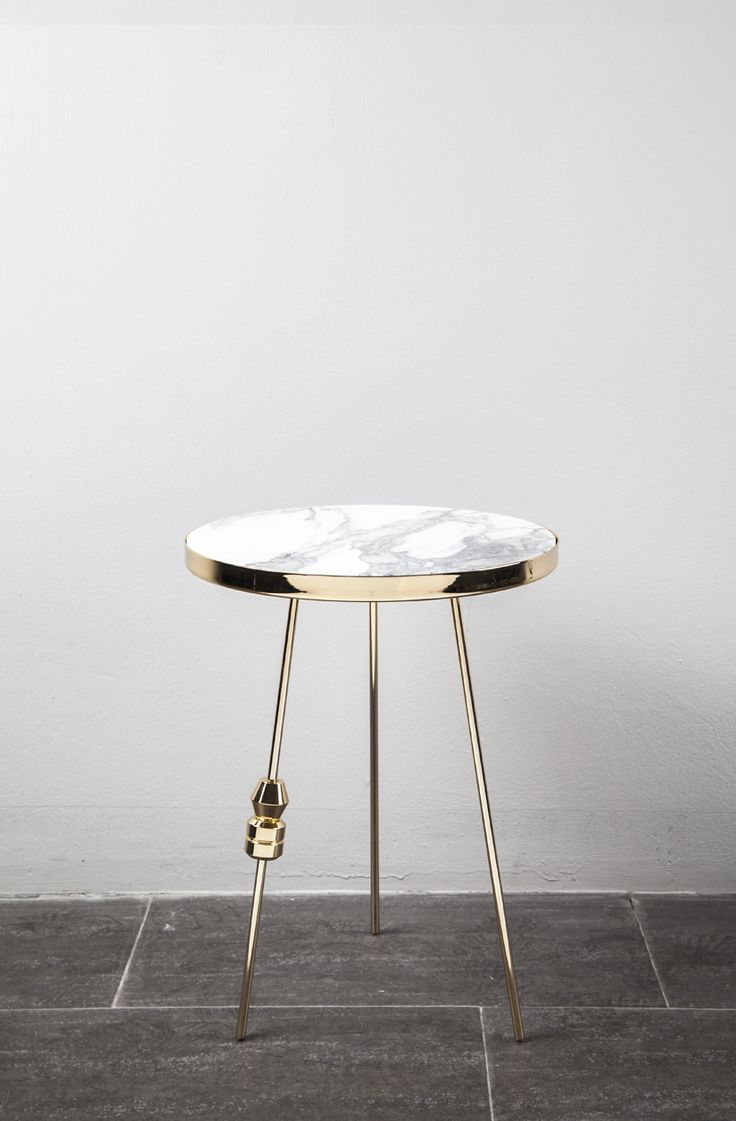 Lusting after the Table 01   from RICHARM, based in Seoul, Korea Marble Table - H500