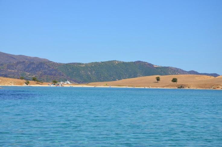the tigani island..