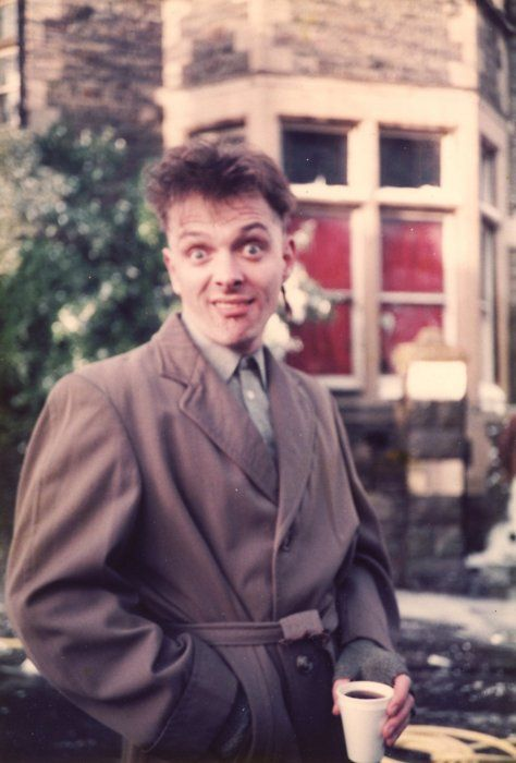 Undoubtedly his most famous character was that of Rik in the Young Ones. One of the original student anarchists!