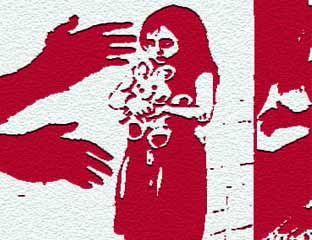 PEKANBARU - Pelecehan seksual dialami NMD (5) warga Sei Jaring Kecamatan Kuantan Tengah, Kuansing, Minggu (17/8/2014) siang. Ia dibawa bermain ke gudang oleh PA (13), dan dicabuli. Aksi bocah ingusan inipun akhirnya dipergoki oleh ibu korban. - See more at: http://www.halloriau.com/read-hukrim-51133-2014-08-18-anak-ingusan-di-kuansing-cabuli-bocah-tetangga.html#sthash.3Iabk1HL.dpuf
