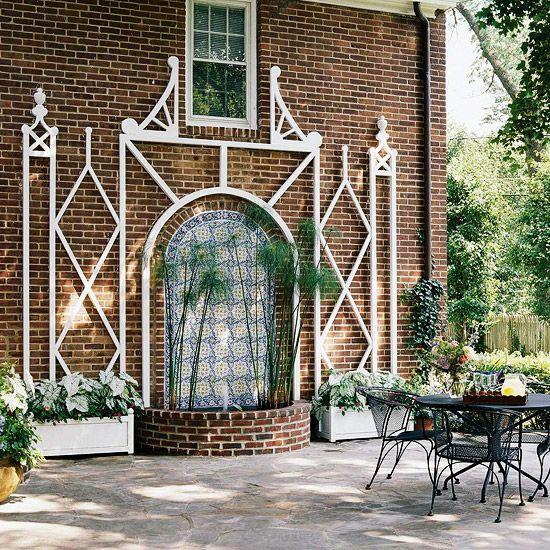 110 best Trellis and Arches images on Pinterest Garden ideas