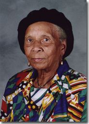 Margaret Taylor-Burroughs (November 1, 1915 – November 21, 2010) was an African-American artist and writer and a co-founder of the DuSable Museum of African American History.