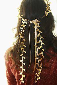Goddess DIY Headband Ribbon – Lucky Girl Hair Ties
