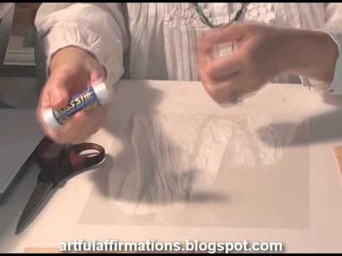 Tissue Paper Transfer