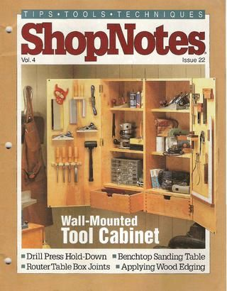 187 best shopnotes images on pinterest woodworking atelier and tools shopnotes issue 22 greentooth Images