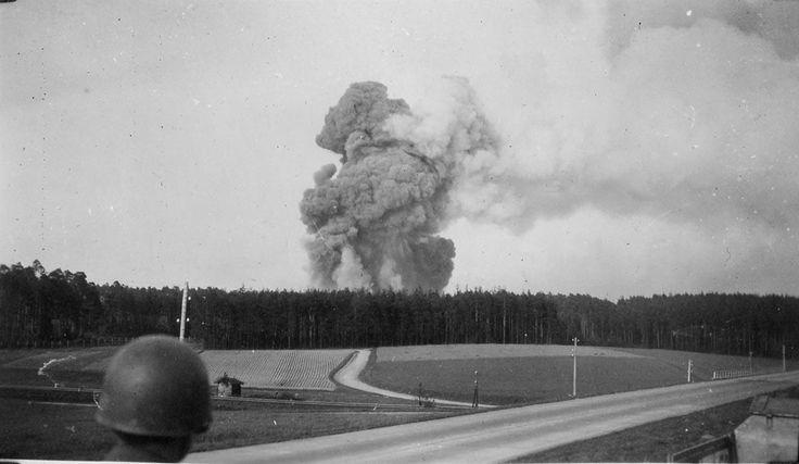 Bayreuth Explosion
