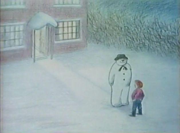 The Snowman   Skrivesenteret