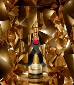 Moët & Chandon unveils its €799 prestigious Jeroboam Golden Dust Limited Edition Bottle 2013