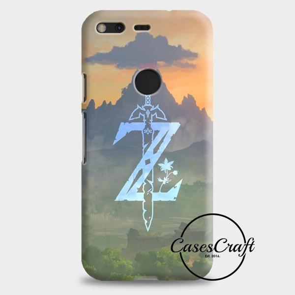 Zelda Logo Art Google Pixel 2 Case   casescraft