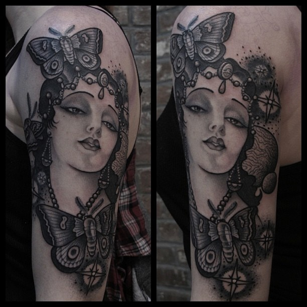 811 best ink 2 images on pinterest awesome tattoos for Club ink tattoo brooklyn