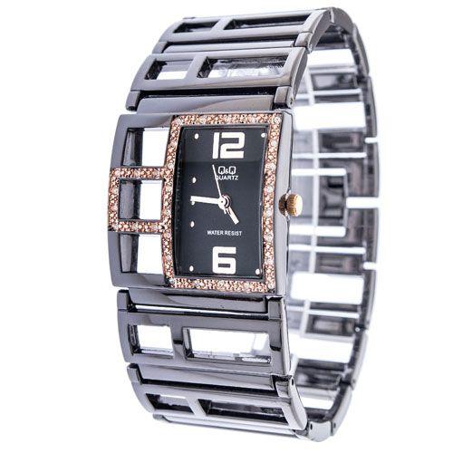 Ρολόγια : Ρολόι Q&Q Γυναικείο Silver Bracelet