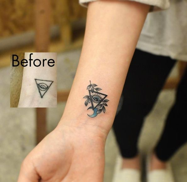 Cute Cover Up Wrist Tattoos: 2877 Best Images About Tattoos On Pinterest