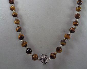 Продажа природный Дендрит ожерелье 434 карат. вышитый от GemsMart