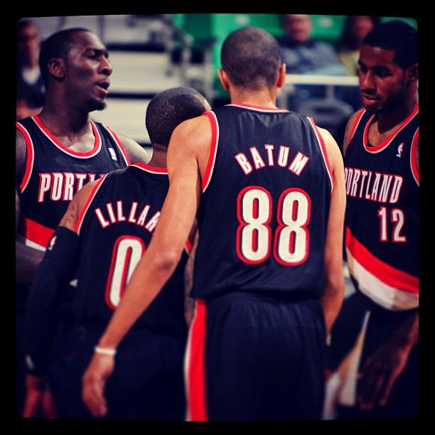 Portland Blazers Tonight: 13 Best Inked Up Images On Pinterest