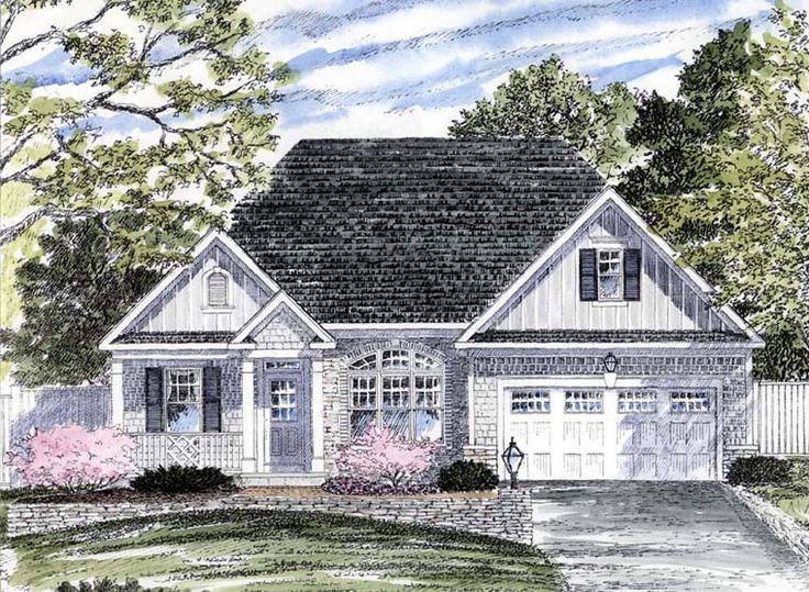 268 best house plans images on pinterest   small house plans