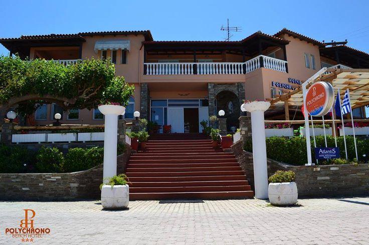 Καλώς ήρθατε στο Polychrono beach hotel!!! Ζήστε την απόλυτη ευχαρίστηση και χαλάρωση… Κλείστε τώρα τις ονειρεμένες σας διακοπές για αυτό το καλοκαίρι.. *********** Welcome to Polychrono beach hotel!!! You can live the #Polychrono beach hotel relax and pleasure… Book now your dream holidays for this summer.  #polychrono #beach #hotel #chalkidikil #summer_in_Greece