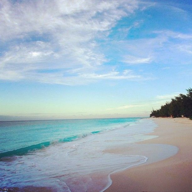 'Repin' or 'Like' this photo if you would rather be spending your day in beautiful Barbados.