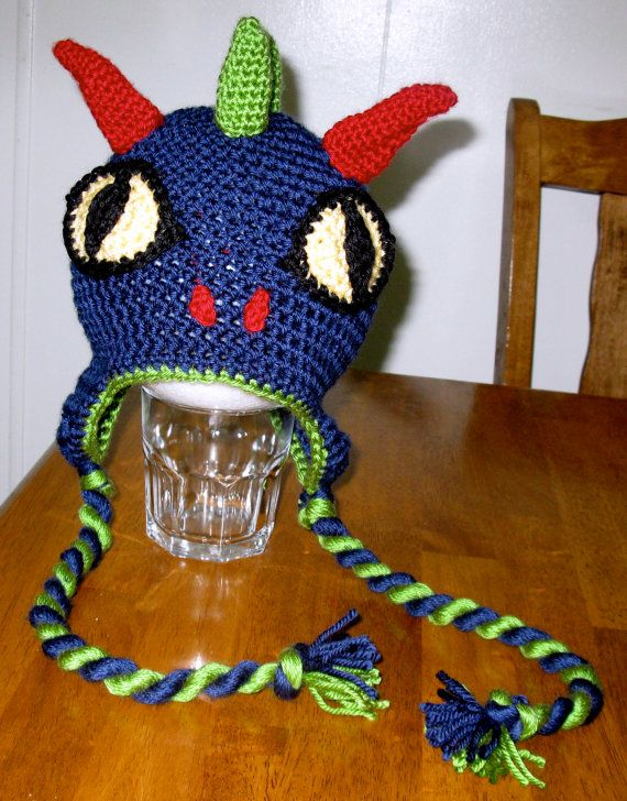 1000+ images about dragon hats on Pinterest Baby dragon ...