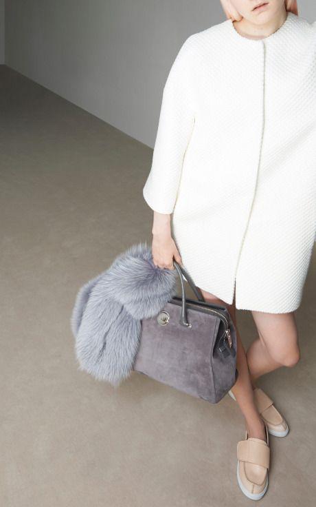 Style - Minimal + Classic: Giambattista Valli Pre-Fall 2014 Look 28
