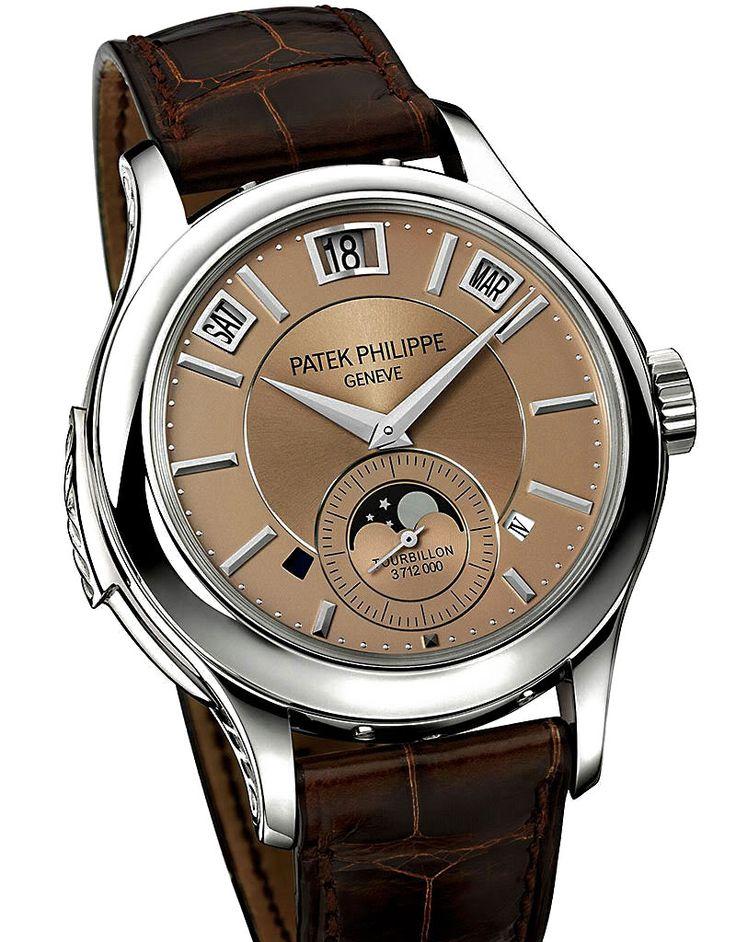 Patek Philippe Platinum Perpetual Calendar